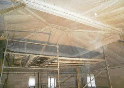 Komplett- Dachgeschoss Dämmung