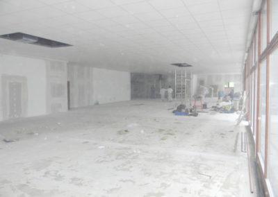 Studio Landshut, vor Beginn der Arbeiten