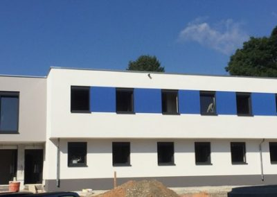 Moderner Neubau in Neunkirchen