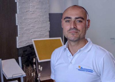 Geschäftsführer Francesco Notarrigo