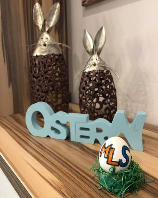 Wir wünschen allen unseren Kunden, Partnern, Freunden, Bekannten und Mitarbeitern ein frohes Osterfest!